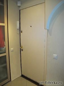 перетяжка дверей bentley