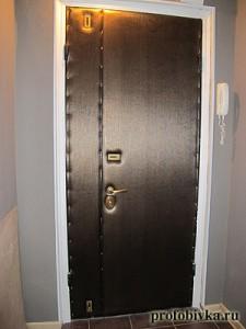 перетяжка дверей бентли