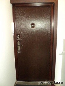 звукоизоляция китайской двери