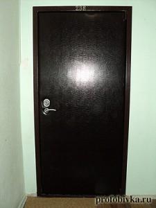 обивка и перетяжка двери анаконда