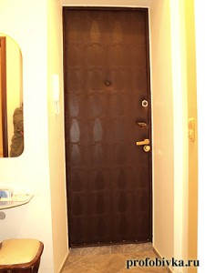 звукоизоляция дверей фото