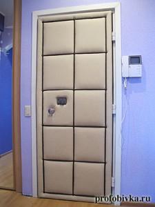 звукоизоляция дверей на заказ