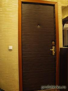 фото утепление дверей