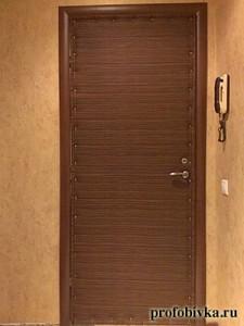 обивка двери москва мастер