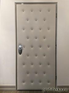 шумоизоляция входной двери