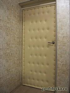шумоизоляция входной двери фото