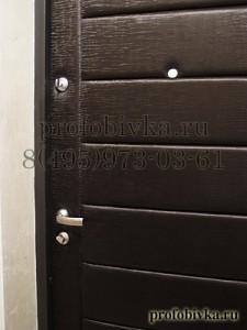 обивка двери по индивидуальному заказу