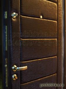 дизайнерская обивка двери