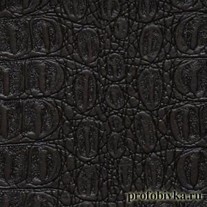 обивка дверей и стен крокодил dk.brown