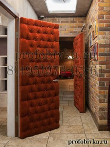 мягкая обивка двери каретная стяжка