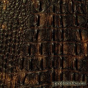 винилискожа обивка крокодил 44198