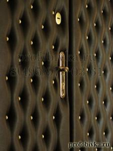 обивка двери на киностудии Мосфильм