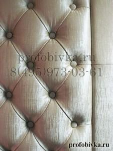 дизайнерская отделка дверей каретной стяжкой