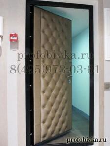 шикарная отделка дверей