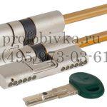 Цилиндровый механизм под вертушку (дл. шток) Mottura C31P313101C5
