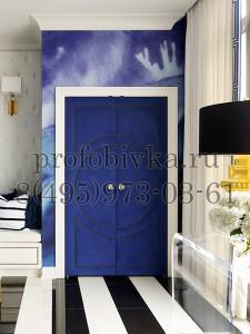 эксклюзивная отделка двери