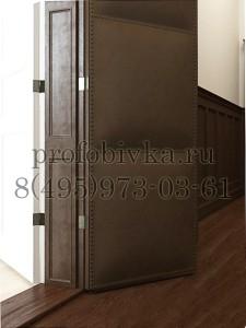 межкомнатная дверь с шумоизоляцией по индивидуальному заказу