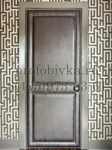 декоративная обивка двери