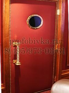звукоизоляция двери в домашнем кинотеатре