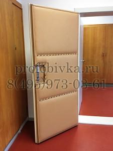 шумоизоляция двери по индивидуальному заказу