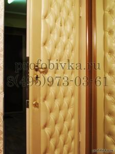 дизайнерская обивка двери Ягуар