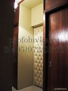 оформление и ремонт дверного портала