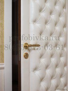 межкомнатная дверь в каретной стяжке