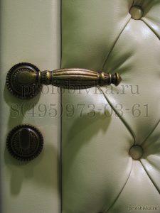 элитная обивка дверей