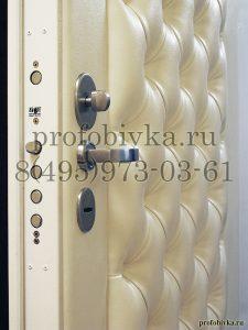 металлическая дверь Стал в каретной стяжке