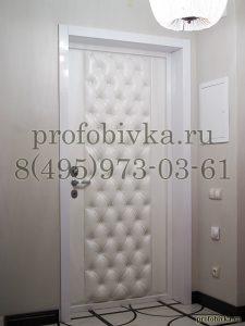 элитная отделка двери фирмы Стал