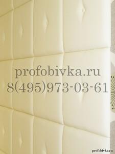 мягкие стеновые панели из экокожи
