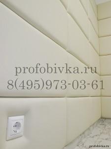 мягкие кожаные стеновые панели