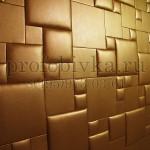 обивка стен мягкими панелями