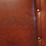 обивка деревянных дверей дермантином