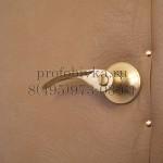 обивка и шумоизоляция дверей