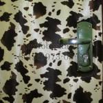 обивка двери кожей корова шкура