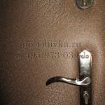 красивая обивка двери venzel