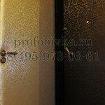 обивка дверей с узорами