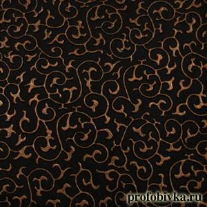 обивочная винилискожа venzel_black-copper